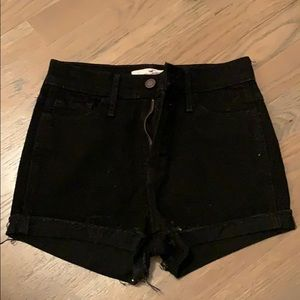 Hollister High Waisted Shorts